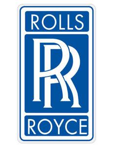 Rolls Royce Sticker 160mm