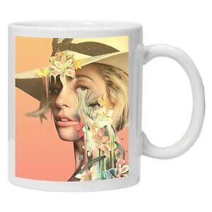 Lady GaGa Personalised Printed Coffee Tea Mug Cup Gift