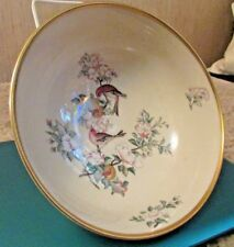 "L@K! L@K! Lenox Fine Ivory China ""Serenade"" 8 1/2"" Large Footed Serving Bowl"