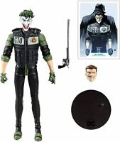 MCFARLANE  TOYS  DC Multiverse Batman White Knight Joker 7-Inch Action Figure