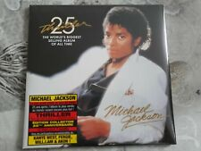 Michael Jackson 33 tours Thriller 25 UE 2007