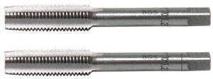 Gewindebohrer - Vor- und Fertigschneider - M10 x 1,25 - 2-tlg.