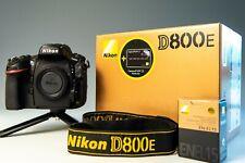 Nikon VBA301AE D D800E Body Only 36.3MP Digital SLR Camera - Black