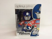 TRANSFORMERS UNIVERSE MIGHTY MUGGS METALLIC OPTIMUS PRIME, MIB SDCC Excl 2009