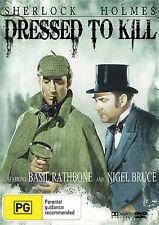 Sherlock Holmes: Dressed to Kill (1947) *Basil Rathbone-Classic Sherlock Holmes*