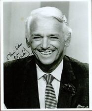"Douglas Fairbanks, Jr., Famed Actor, Signed & Inscribed 8"" x 10"" Photo, COA"