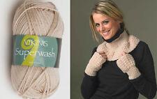 50g/1.76oz Superwash Wool SPORTSGARN Double Knitting yarn VIKING GARN #107