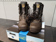 Meindl Woodwalker Pro Chainsaw Boots (class 1) (Size 46) (Used)