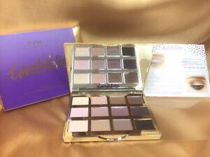 Tarte Tartelette Amazonian Clay Matte Eyeshadow Palette New in Box!