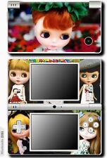 Blythe Barbie SKIN VINYL STICKER FOR NINTENDO DSi #1