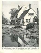 1956 Tudor House At Ballards Gore, Phot By Lionel Day