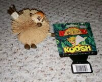 1994 Disney The Lion King TIMON Koosh Toy Character Ball Vintage Collectible