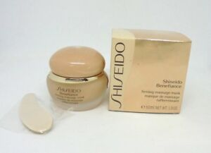 SHISEIDO BENEFIANCE FIRMING MASSAGE MASK ~ 1.9 oz / 50 ml ~ BNIB