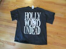Hollywood Undead Music Band T Shirt Size XL
