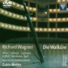 Richard Wagner - Die Walkure (Bavarian State Orchestra) [DVD AUDIO]