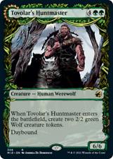 Tovolar's Huntmaster SHOWCASE, Innistrad: Midnight Hunt, NM/M PREORDER