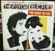 THE PSYCHEDELIC FURS The Ghost In You Maxi-Single NM//EX Condition