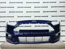FORD FOCUS ST 2015-2018 FRONT BUMPER IN BLUE [F59]
