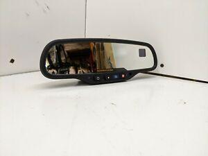 2003-2009 Silverado Sierra Tahoe Envoy Rear View Mirror Auto Dim Compass Temp
