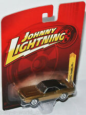 Forever 64 r18 - 1969 chevy camaro RS-oro/Black Top - 1:64 Johnny Lightning