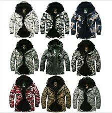 2020 South Play Paka Waterproof Ski-Snowboard Total Militarylook Jacket Outwear