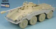 1/48th GASOLINE  WWII German Sd.Kfz. 234/4 armored car