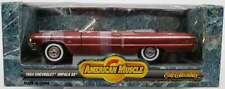 Ertl 1964 CHEVROLET IMPALA SS American Muscle #7837 1998 1/18 Scale