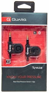 Quarq TyreWiz Air Pressure Sensor Bluetooth ANT+ Wireless Bike Tire SRAM AXS MTB