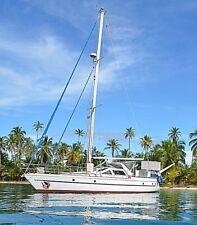 Luxus-Segelyacht Gallart 13,50MS,14,70 m,Hydraulik Segel,Komplettausstat.Karibik