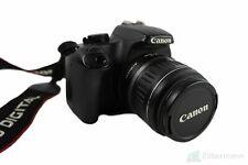 ✅ cámara digital Canon EOS 1000d + canon 18 mm - 55 mm objetivamente ✅