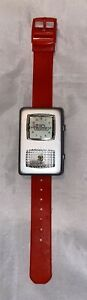 Dick Tracy 2 Way Wrist Watch Playmates Walt Disney 1990