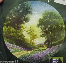 BLUEBELL LANE - Tapestry KIT by John Clayton UK - Yarn Included