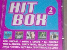 HITBOX (Hit Box) 2006-2  Beatfreakz, Rihanna, Lordi, Pakito, Kate Ryan, Diam's..