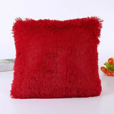 "18"" Vintage Cotton Linen Throw Waist Pillow Case Cushion Cover Home Sofa Decor"