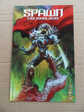 Spawn : The Dark Ages 1 . Glenn Fabry  Cover - Image 1998 - VF +