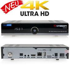 OCTAGON SF8008 4K UHD H.265 E2 Linux Wifi DVB-S2X Sat Receiver USB 3.0 MicroSd