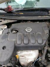 2007 2013 Nissan Altima Engine 25l Vin A 4th Digit Qr25de Federal Emissions