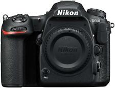 Nikon D500 DSLR Camera Body Only EU Like New (800 ACT/DISP) A+++
