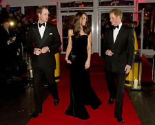 Prince Harry, Prince William and Catherine Duchess of Cambridge photo - D360