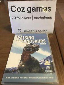 Walking With Dinosaurs Dvd Rare Original Pal Region 2&4 Release Dino Documentary