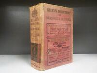 Kelly's Directory Of Norfolk & Suffolk 1933 (ID:780)