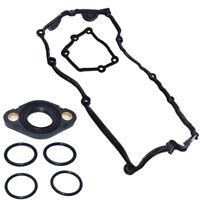 Car Valve Cover Gasket Flange Seal kit For BMW E81 E87 E46 E90 E91 E83 E85 120i