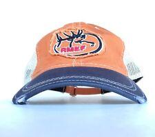 RMEF Rocky Mountain Elf Foundation Meshback Baseball Cap Hat Adj Men's Size