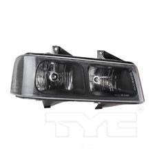 Headlight Assembly Right TYC 20-6581-00