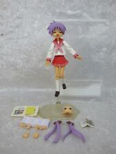 figma Lucky Star Hiiragi Kagami Figure Winter School Uniform ver. Max Factory