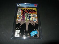 Uncanny X-Men 244 CGC 9.6 NM+, 1st Jubilee (Marvel 1989)