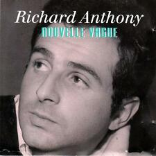 CD audio.../...RICHARD ANTHONY .../...NOUVELLE VAGUE....