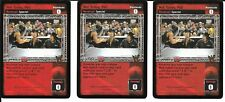 WWE RAW DEAL - 3X SS2 Not Today Pal! *FREE SHIPPING* RARE Reversal