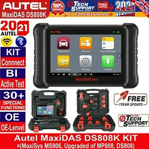 Autel MaxiDAS DS808K OBD2 Auto Diagnostic Tool All System Bi-Directional Control