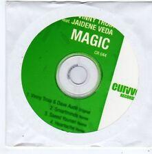 (FG347) Vinny Troia ft Jaidene Veda, Magic - DJ CD
